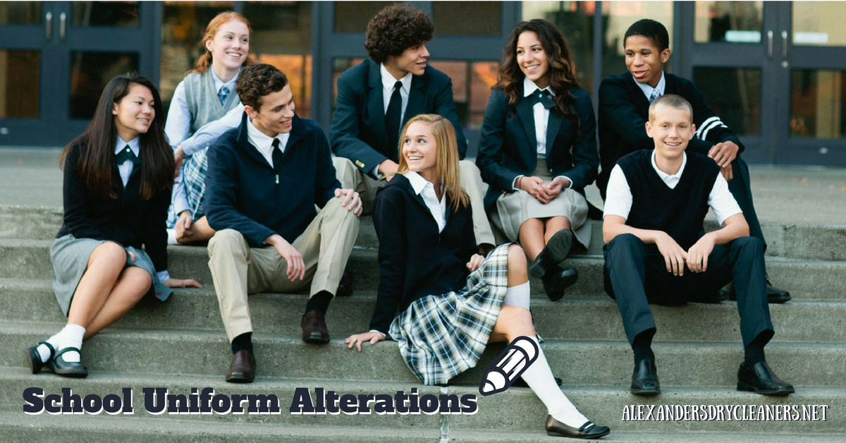 School Uniform Alterations